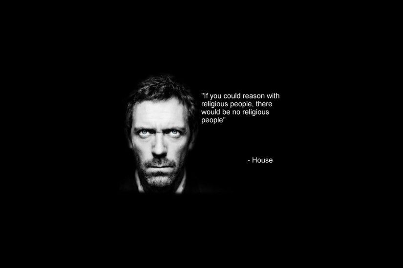 House Religion Quotes Wallpaper
