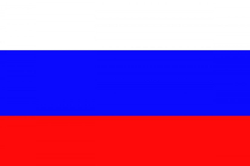 Russia Flag. Wallpaper: Russia Flag