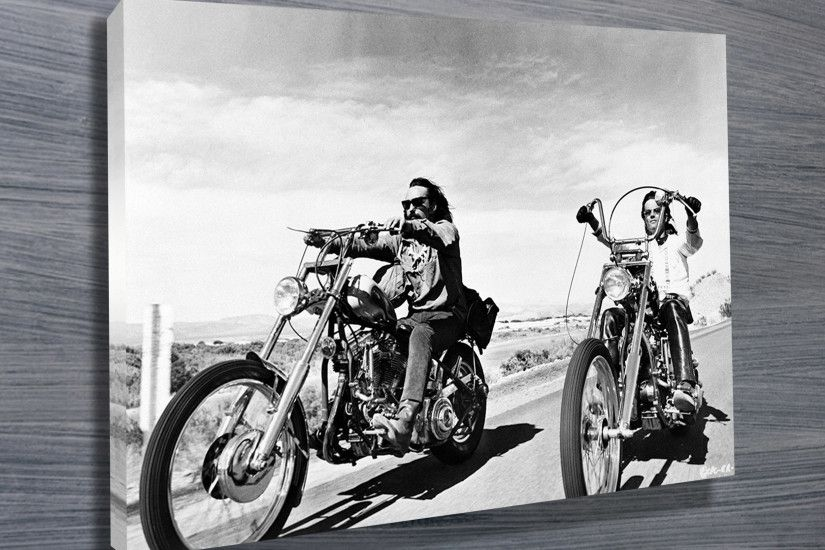 Easy Rider Art Canvas Prints Australia