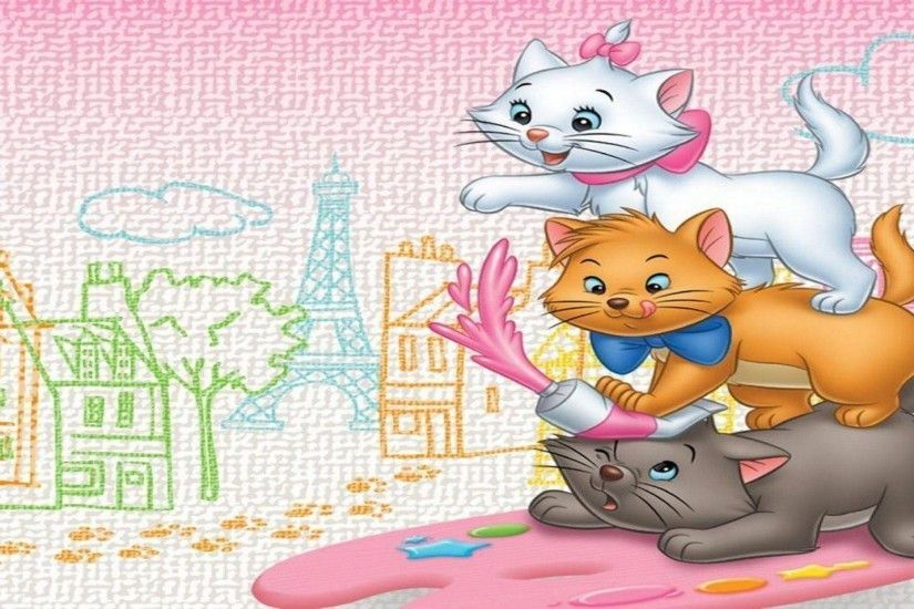 Wallpapers The Aristocats