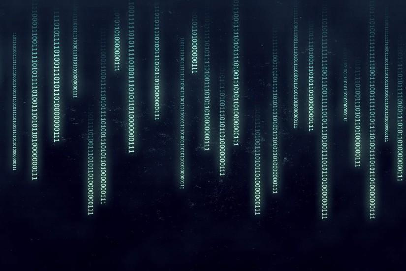 Binary code Wallpaper #