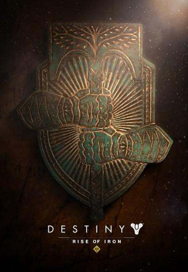 ... Destiny Rise Of Iron Wallpaper ...