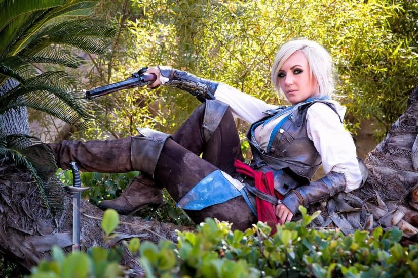 jessica nigri wallpaper 1920x1080 for retina