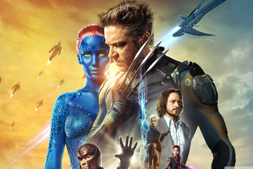 X-Men Days of Future Past 2014 HD Wide Wallpaper for Widescreen
