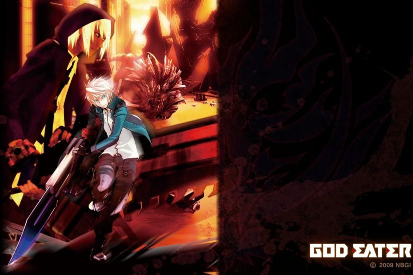 Picture God Eater