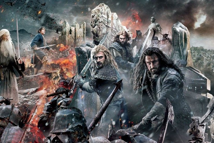 The Hobbit The Battle of The Five Armies 2014 Movie HD