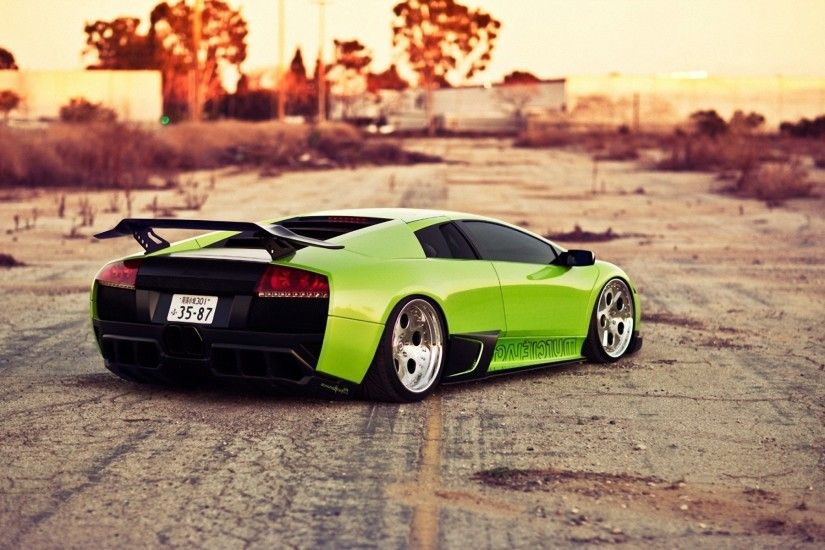 Street Racing Car Wallpapers - WallpaperSafari