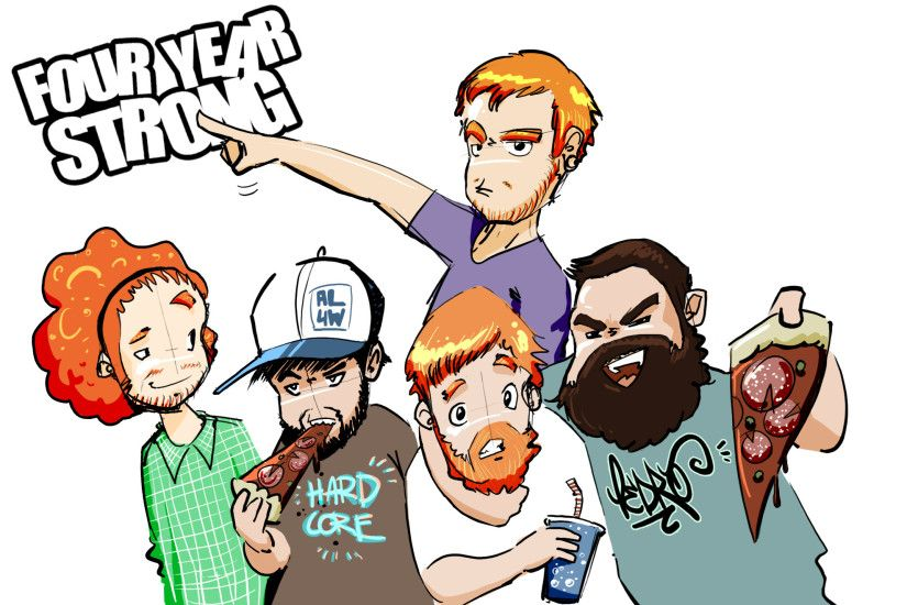 Four Year Strong Iphone Wallpaper Photo Shared By Freddie 1977×1344