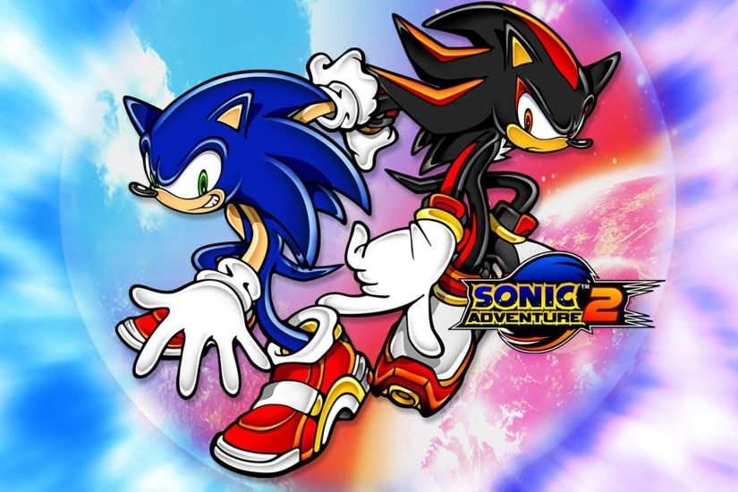 1302444, widescreen wallpaper Sonic Adventure 2