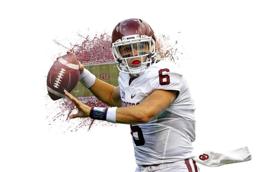 Baker Mayfield Desktop Wallpaper [1920x1280] ...
