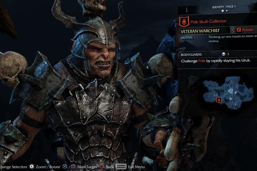 Middle-earth™: Shadow of Mordor™_20141006162730. ""