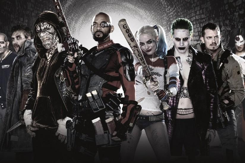 popular suicide squad wallpaper 1920x1080 desktop