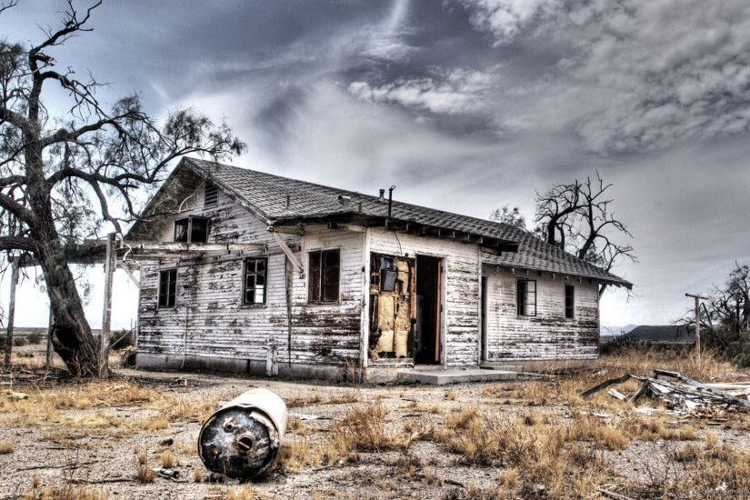 Old HDR House for 1920x1080