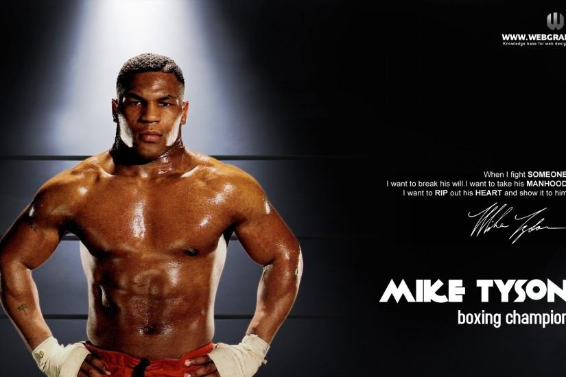 Mike Tyson Tiger High definition mike tyson