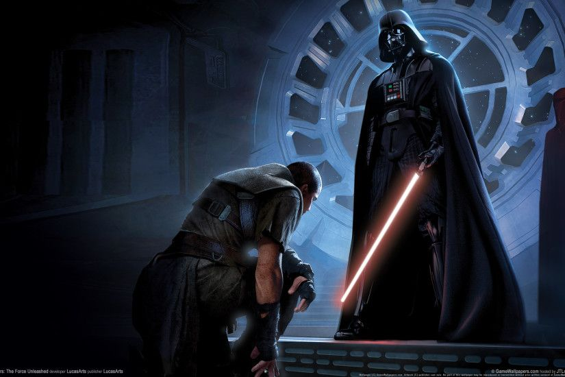 Sci Fi Star Wars Starkiller Darth Vader Death Star Wallpaper