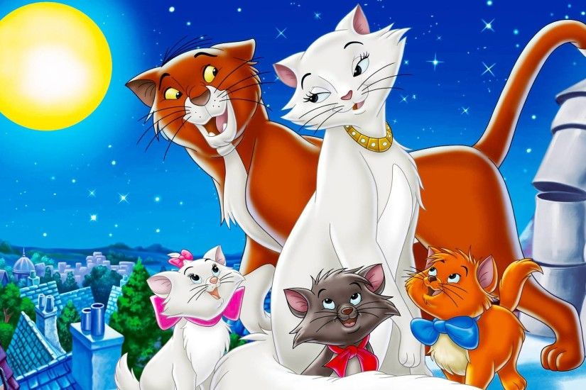 The Aristocats movie trailer, cast, posters and hd wallpapers