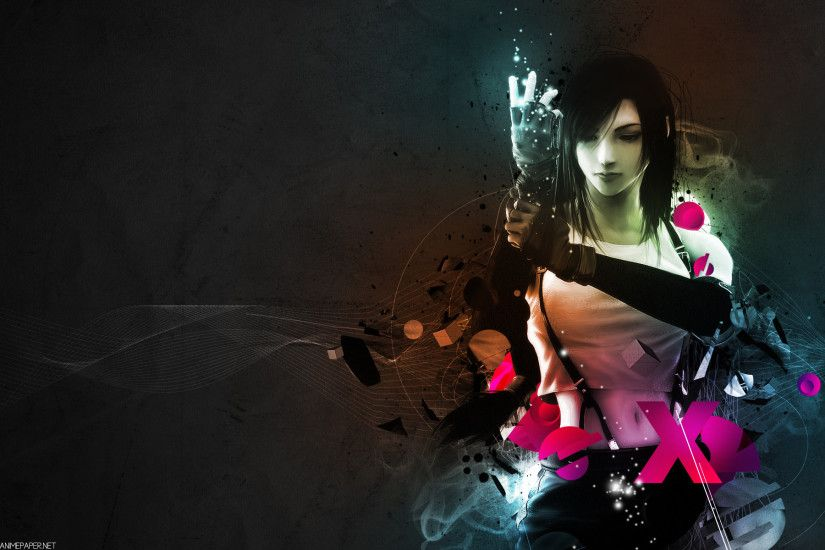 Tags: Anime, Final Fantasy VII, Tifa Lockhart, Wallpaper