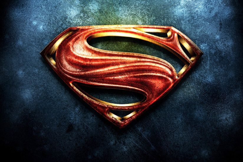 1920x1080 Superman Man Of Steel Logo Hd Wallpaper Background Images, #5 of  84