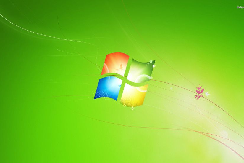 Windows logo wallpaper - Computer wallpapers - #7861