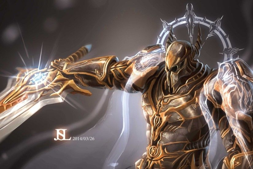 Preview wallpaper diablo 3, diablo, archangel, armor, sword 1920x1080