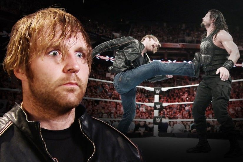 1920x1080 Dean Ambrose Talks Facing Roman Reigns And Seth Rollins, Cashing  In On Rollins,