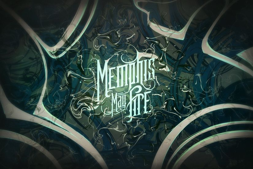 Memphis May Fire Background Wallpaper 786186