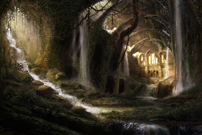 Fantasy HD Wallpaper Widescreen | Fantasy Hd Wallpapers Widescreen  1920x1200 - Free Download Wallpaper .