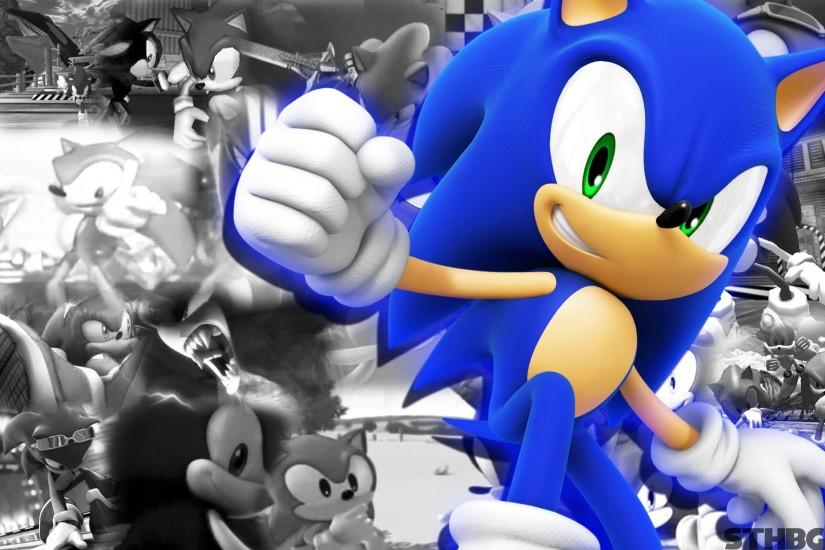 full size sonic the hedgehog wallpaper 1920x1280