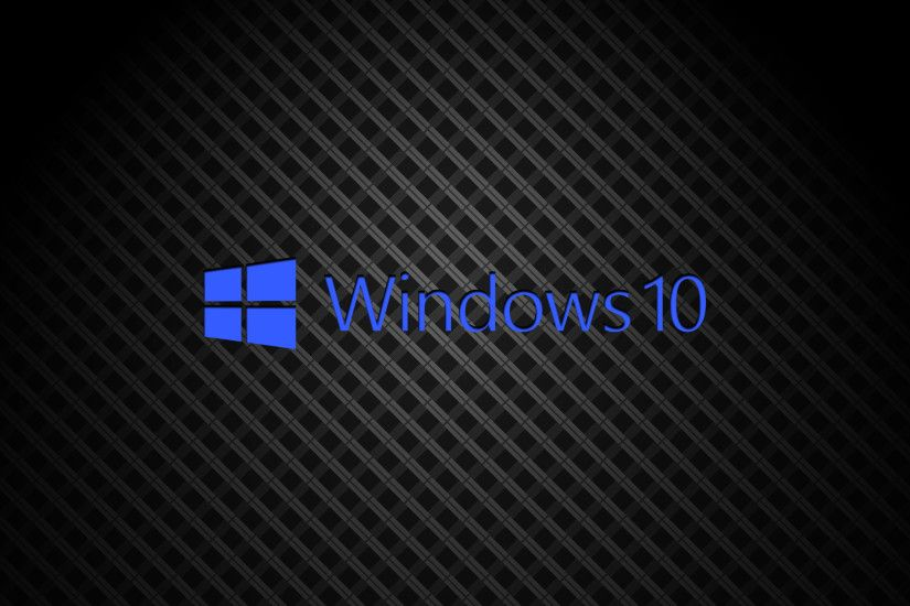 Windows 10 Logo HD Wallpaper - WallpaperSafari
