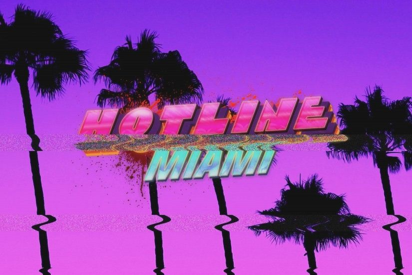 Hotline Miami wallpapers