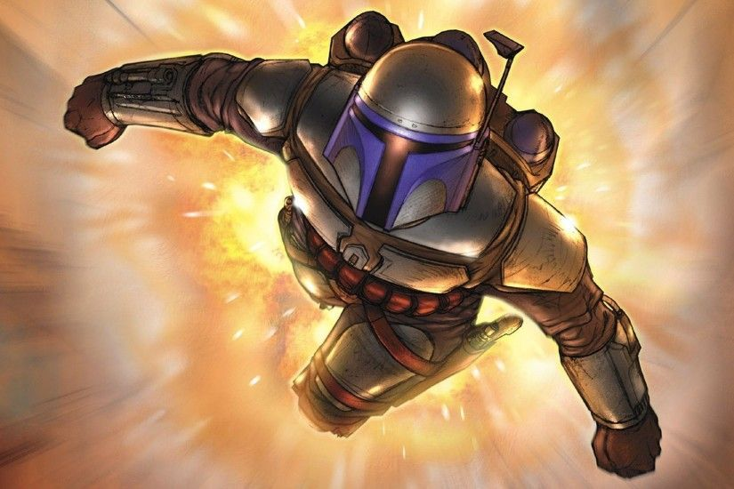 Jango Fett helmet wallpaper - 1034133