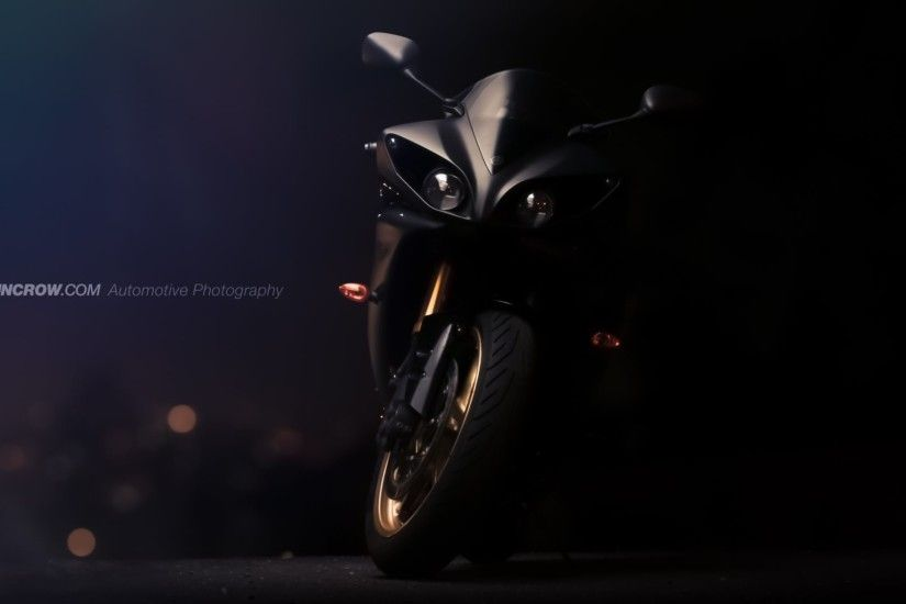 Wallpaper: Yamaha R1 Motorcycle. High Definition HD 1920x1080