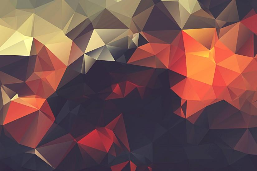 best polygon background 3000x2000 desktop