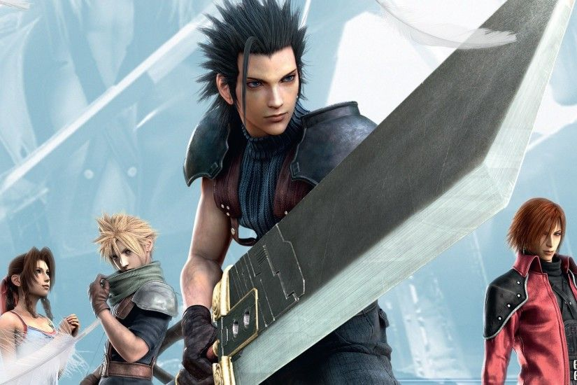 Cloud Strife Final Fantasy Wallpapers Final Fantasy 7 Background Download  Free.