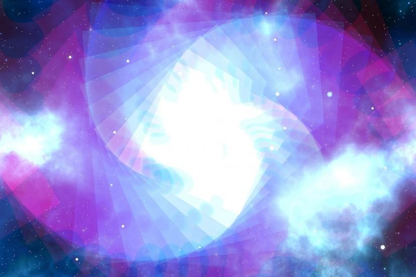 Space Twirl Portal Background