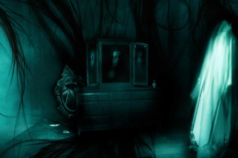 download creepy backgrounds 2560x1440 for retina