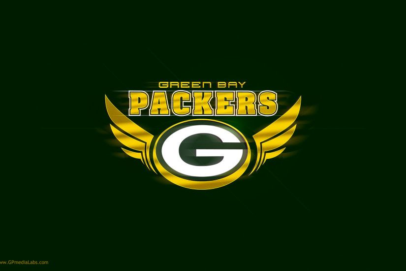 Green Bay Packers Wallpaper - G Logo with Wings