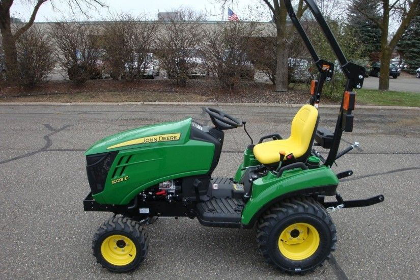 2018 John Deere 1023E for sale in Maplewood, MN | Gruber's Power Equipment  (877) 770-7860