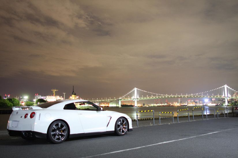 White Gtr Wallpaper HD Resolution #MkF