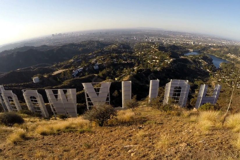 hollywood sign wallpaper #884794