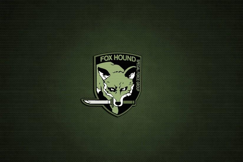 Download Metal Gear Solid Fox Hound Green wallpaper,Download .