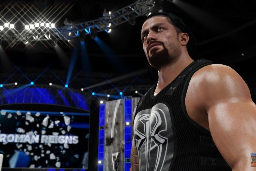 ... Trailer RomanReigns WWE2K16 RomanReigns