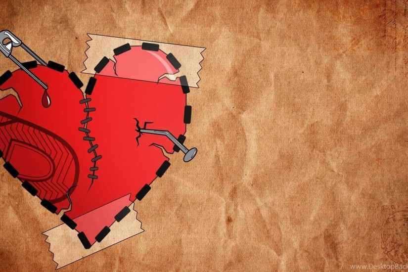 Broken Heart Cool Hd Wallpapers