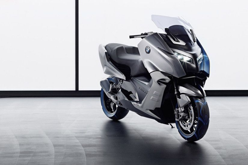 BMW-Scooter C Concept wallpapers and images - wallpapers, pictures .