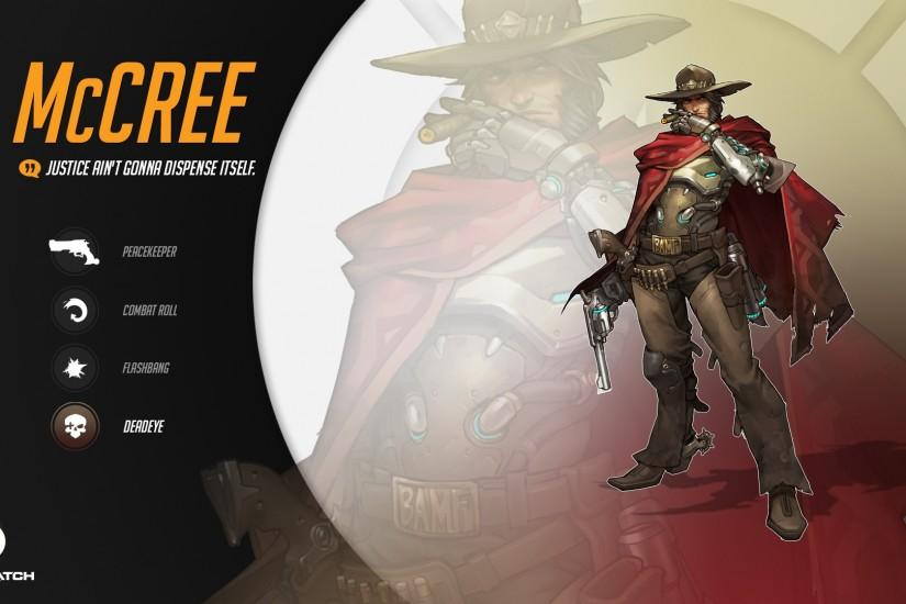 mccree wallpaper 1920x1080 windows