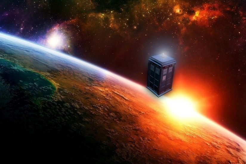 Doctor Who Cool Backgrounds Wallpaper - HD Wallpapers