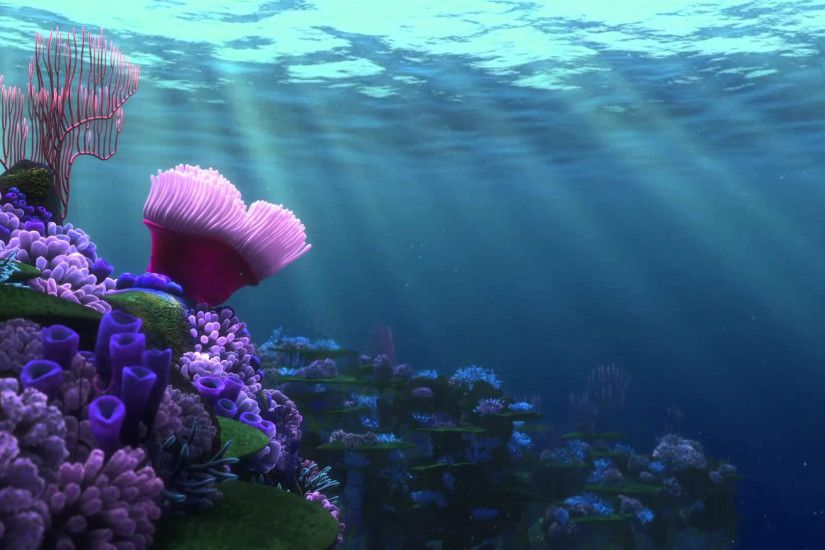 Finding Nemo Wallpapers HD.