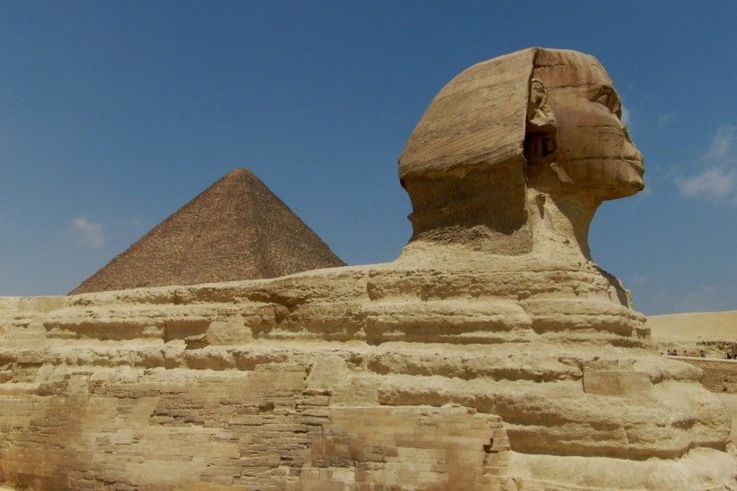 2560x1920 The great Sphinx of Giza
