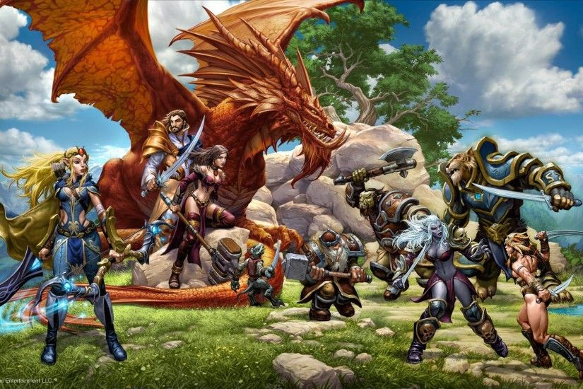 Everquest Next Wallpapers