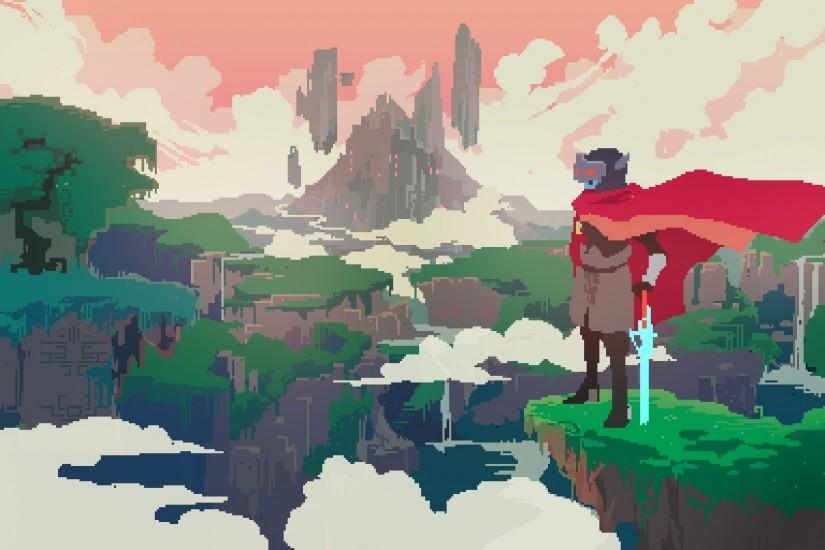 "Hyper Light Drifter Dev Alex Preston: ""Our Game is 480p, And Very  Intentionally So"" - Page 8 - NeoGAF"